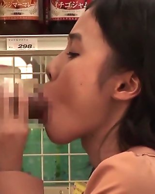 Fabulous Japanese girl Aimi Yoshikawa in Exotic outdoor, public JAV video