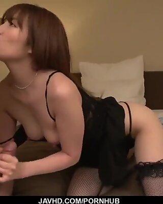 Miku Ohashi Late night sensations in extreme hard-core - More at javhd.net