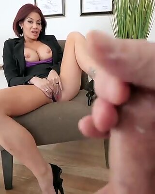 Japan mom and comrade s companion subtitle Ryder Skye in Stepmother Sex Sessions