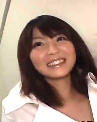 Cute Asian student shows off her pussy part1