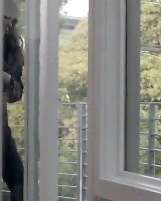 Amanda Peet - Flashing her boobs   Sexy Scenes  - Togetherness s01 (2015)