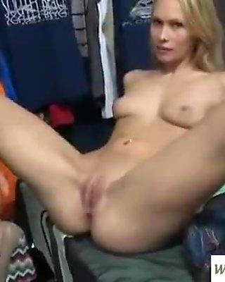 Kinky Girl (Dakota James) Get Sluty And Agree For Money To Bang video-10