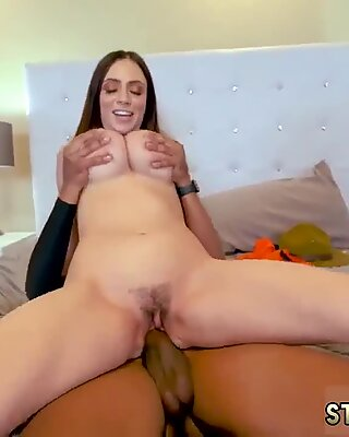 Mom first time porn xxx Trading Pussy For Cookies