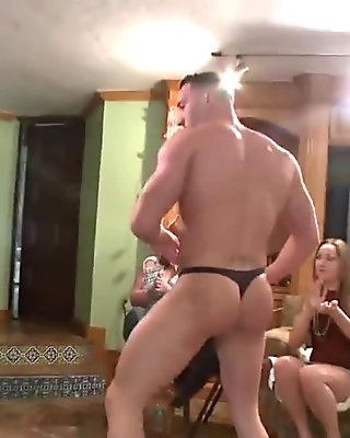 hottie gets fucked in front movie segment 1