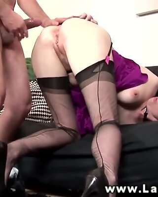 Mature tights smashed doggystyle and cant get enough