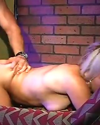 Euro glam girls dancing wet and fucking male strippers in POV