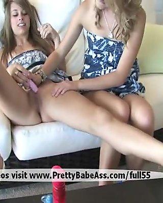 Very nice girl masturbating amateur 7