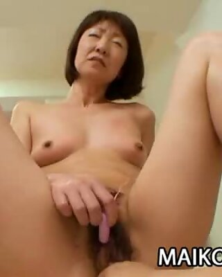 Yukiko Ishii - Japan Granny Screwed By A Young Cock