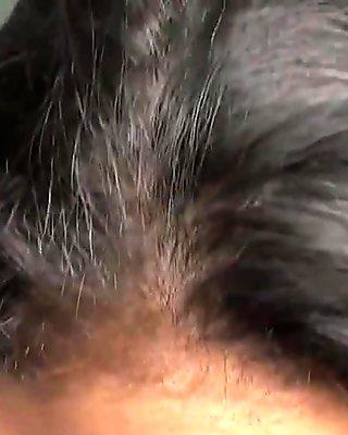 Asian slut has a fat pecker to chow down fantastically
