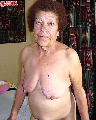 HelloGrannY Amateur Latina Grannies Fucked