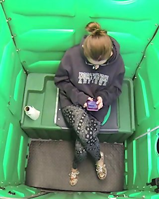 Walmart slut sucks strangers cock in parking lot gloryhole