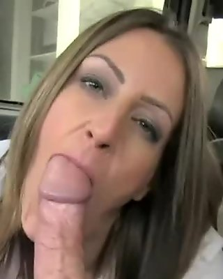 Taxi Driver Got Rimming And Anal