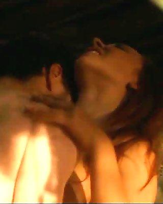 Juno Temple - Hot Sex Scene, Nude, Boobs &amp_ Butt    Funny Sex - Horns (2013)