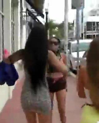 (Shae Summers&amp_Brianna Oshea) Slut Girl For Money Agree To Bang Hard On Cam clip-27