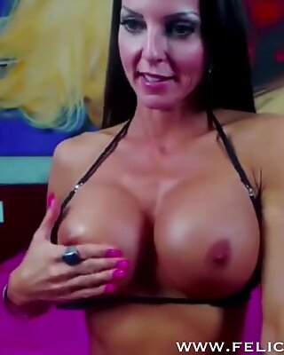 HARD BODY ABS OIL AND FUCK
