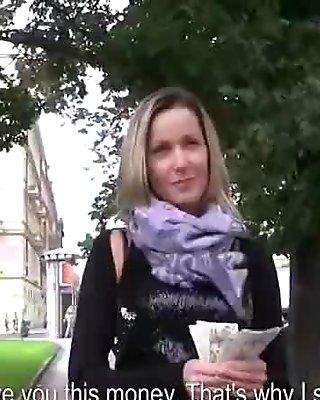 Public Pickup Porn With Amateur Teen Czech Babe 09