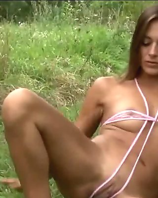 Lovely Czech girl Dominika sex for money