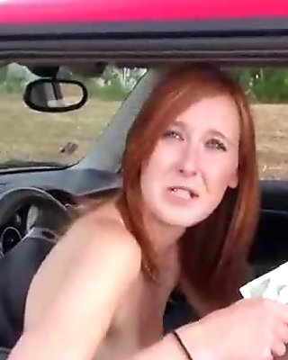 Public Pickups - Sexy Amateur Girls Fucked In Public For Cash 23