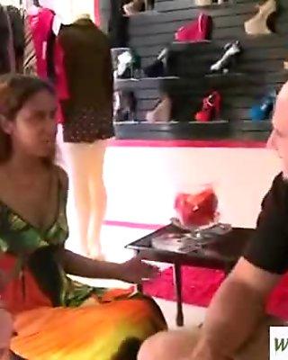 Slut Girl Make Deal For Lots Of Cash For Sex On Cam video-16