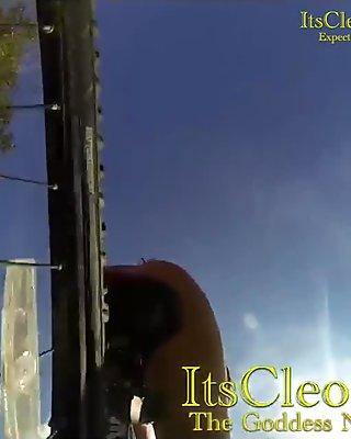 ItsCleo Goes On a Bike Ride...