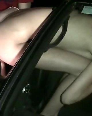 Kitty Jane Public Gangbang Through Car Window