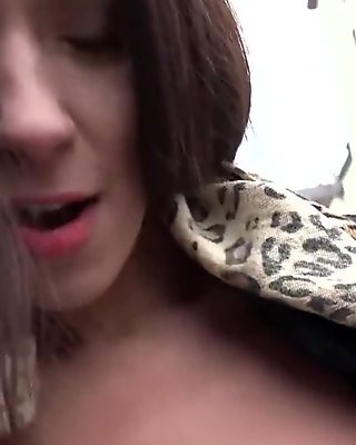 Mofos - Russian MILF Flashes Her Panties