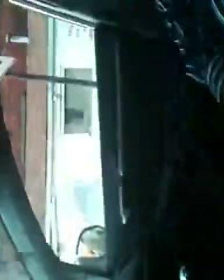 Street Hooker   Hard Cock = Public Flashing