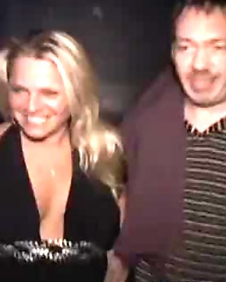 Blonde Birthday Slut Public Sex Celebration