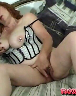 Fat Mature Redhead Gina