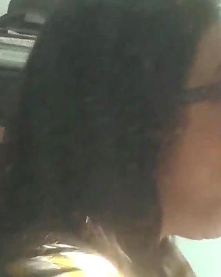 Nerdy girl assfucked Miya Stone 3