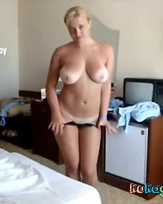 Dirty wet chicks dancing and rubbing each other while getting naked